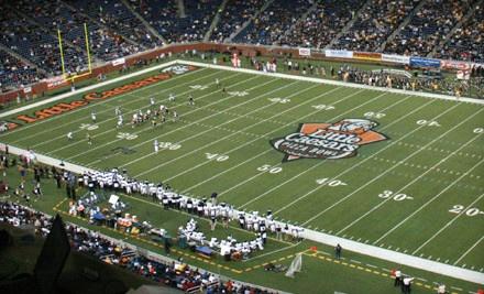 Little Caesars Pizza Bowl: Purdue Boilermakers v. Western Michigan Broncos on Tue., Dec. 27 at 4:30PM: Sec. 113-115 - Little Caesars Pizza Bowl in Detroit