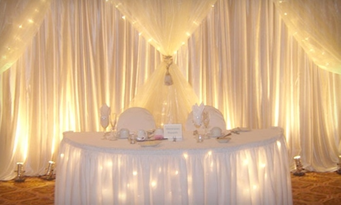 Stylized Events - Kingston / Belleville: $60 for Two Hours Worth of Special-Event Planning from Stylized Events ($150 Value)