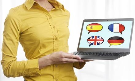 3, 6 o 12 mesi di corso online di lingua a scelta con Funmedia (sconto fino a 87%)