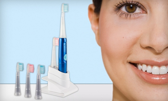 Elite Brights Ultrasonic Toothbrush: $59 for an Ultrasonic Toothbrush with Shipping Included from Elite Brights ($225 Value)