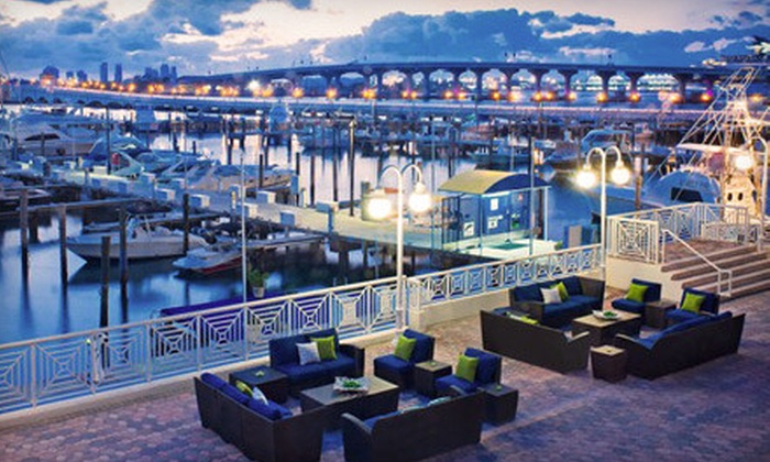 Catch Grill + Bar - Media and Entertainment District: $20 for $50 Worth of Contemporary Seafood Fare at Catch Grill + Bar