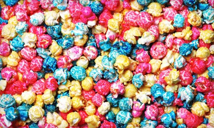 Heavenly Gourmet Popcorn - Atlanta: Two Small or Two Medium Bags of Popcorn or a Heavenly Gourmet Trio at Heavenly Gourmet Popcorn in Alpharetta