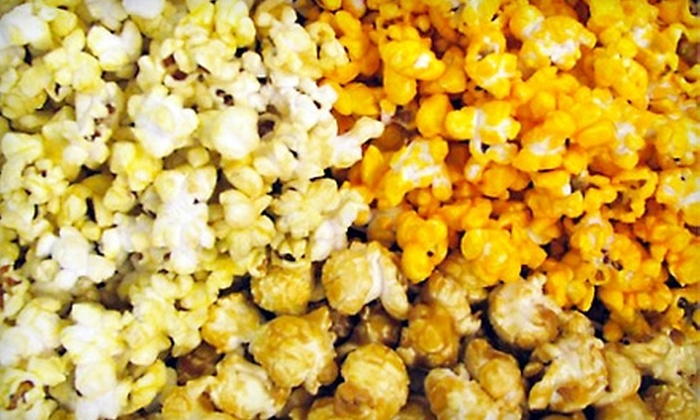 Kernel Colada's Snack Shack - Columbia City: $10 for $20 Worth of Gourmet Popcorn at Kernel Colada's Snack Shack in Columbia City