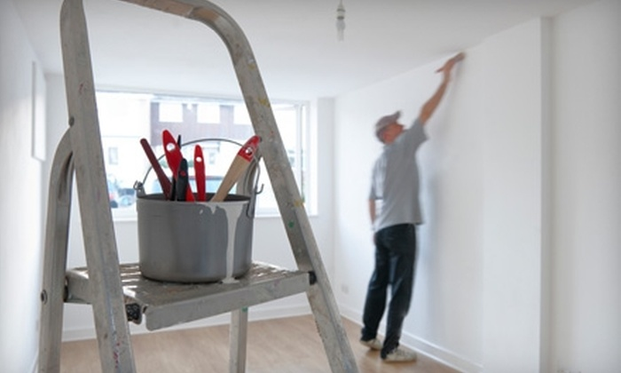 Eric's Painting Services - Worcester: $89 for Room Painting from Eric's Painting Services ($220 Value)