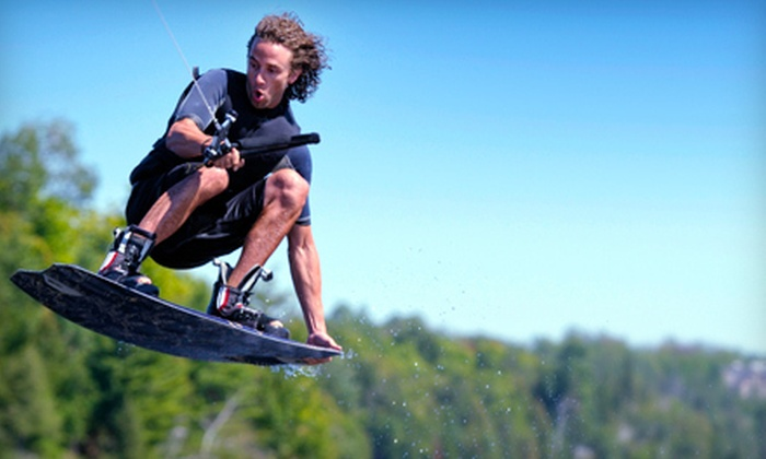 Resort Watersports - Multiple Locations: $95 for One-Hour Wakeboarding, Wake-Surfing, or Water-Skiing Lesson for Up to Three at Resort Watersports ($195 Value)