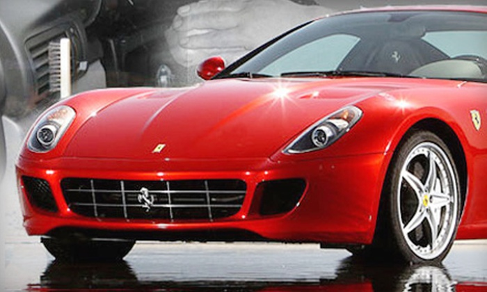 Champion Elite Detailing - West Chester Township: Auto-Detailing Packages at Champion Elite Detailing in West Chester Township (Up to 54% Off). Three Options Available.