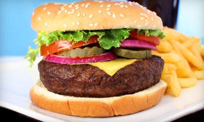 Island Bar & Grill - James Island: $20 for $40 Worth of Pub Fare and Drinks at Island Bar & Grill