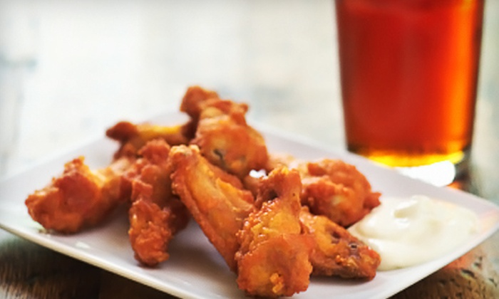 Starks Saloon - Eagan: $10 for $20 Worth of Tavern Fare and Drinks at Starks Saloon in Eagan