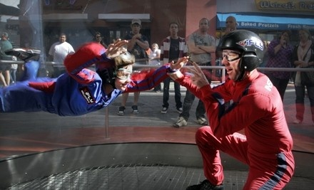 iFly SF - iFly SF in Union City