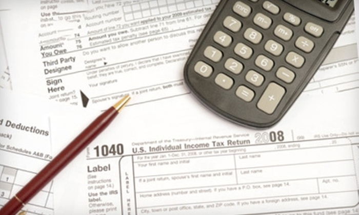 GAZ Financial Services - Pasadena: Up to 60% Off Personal or Business Tax Preparation from GAZ Financial Services. Choose from Three Options.