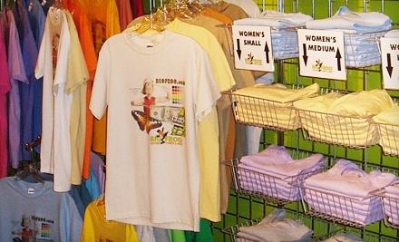 $40 Groupon to Big Frog Custom T-Shirts - Big Frog Custom T-Shirts in Tucson