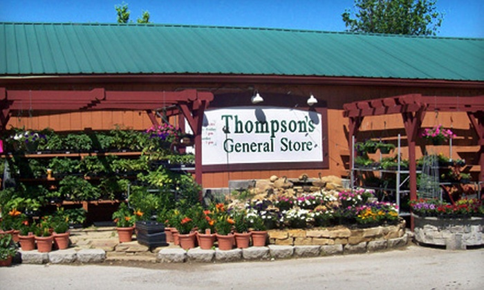 Thompson's General Store - Owasso: $10 for $20 Worth of Home and Garden Accessories at Thompson's General Store in Owasso