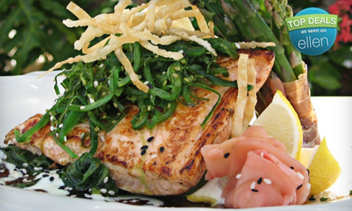 Flipper's on the Bay - Bonita Springs: $20 for $40 Worth of Seafood and American Fare at Flipper's on the Bay