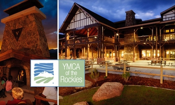 YMCA of the Rockies - Estes Park: SOLD OUT: $60 for a One-Night Stay in a New Lodge Room Plus Breakfast for Two at YMCA of the Rockies
