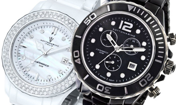 Precision Time - Multiple Locations: Watches and Watch-Repair Services at Precision Time (Up to 53% Off). Two Options Available.