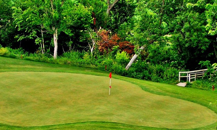 River Wilds Golf Club - Blair: 18 Holes of Golf for Two Including Cart Rental at River Wilds Golf Club (Up to 50% Off)