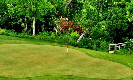 18 Holes of Golf for Two Including Cart Rental at River Wilds Golf Club (Up to 50% Off)