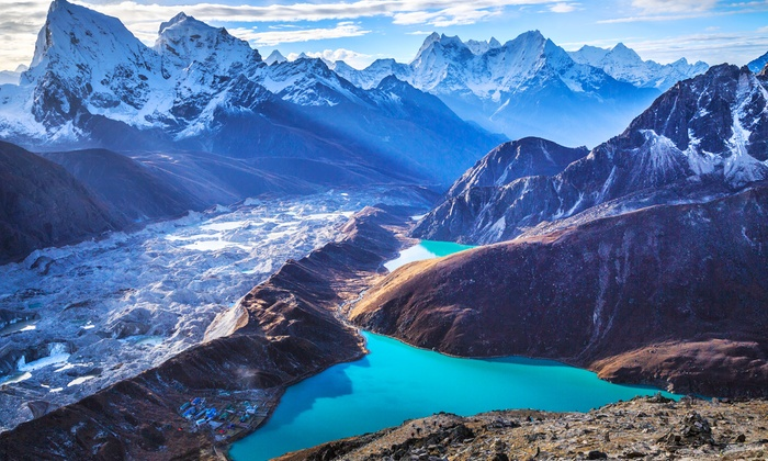 10-Day Nepal Tour with Airfare from Indus Travels