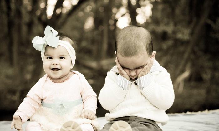 Megan Ellis Photography - Lubbock: 60-Minute Family Photo Shoot from Megan Ellis Photography (70% Off)