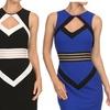 Women's Cut-Out Cocktail Dress