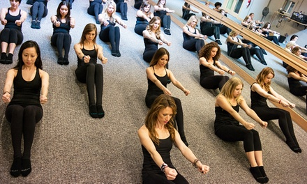 Two Weeks of Unlimited Classes, or 10 Classes at Pure Barre (Up to 65% Off)
