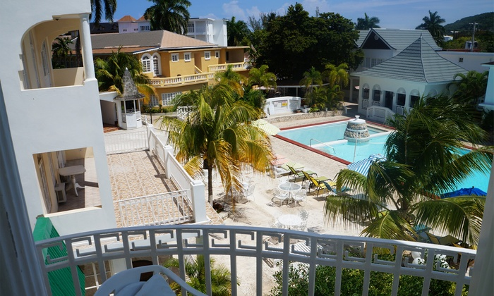 3 4 Or 6 Night All Inclusive Seagarden Beach Resort Trip With Upgraded Room And Nonstop Air From Select Cities Vacation Express In Montego Bay