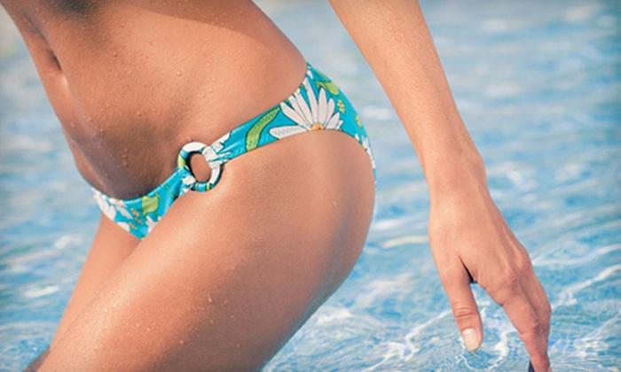 The Slinky Bikini - Brighton: Six Laser Hair-Removal Treatments on a Large, Medium, or Small Area at The Slinky Bikini in Brighton (91% Off)