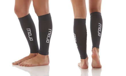 MoJo Graduated Calf Compression Sleeves. Multiple Colors Available.