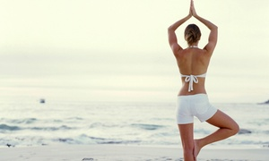 MBody Yoga: $30 for 30 Days of Unlimited Yoga at MBody Yoga ($89 Value)