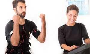DB Training: 1, 3 of 5 sessies fysieke oefeningen met Electrical Muscle Stimulation DB Training