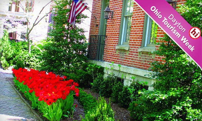 German Village Society - German Village: $15 for the German Village Society's 53rd Annual Haus und Garten Tour for Two in Columbus on June 24 ($30 Value)