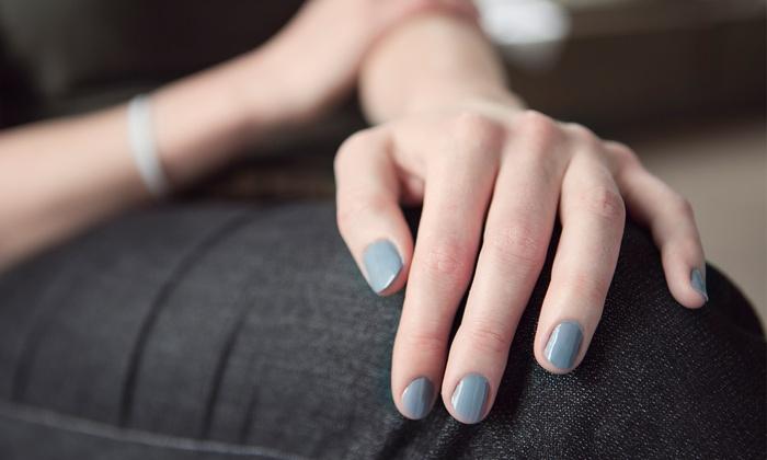 DuPont Nails and Spa  - Washington: Two Mani-Pedis or One Spa Mani-Pedi at DuPont Nails and Spa (Up to 50% Off)