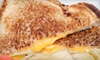 Corys Grilled Cheese - Multiple Locations: Grilled-Cheese Meals for Two or Four at Cory's Grilled Cheese (Up to 55% Off)