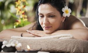 Zakątek Urody Sunflawers: Masaż relaksujący, zabieg limfatyczno-odchudzający i więcej: pakiet day spa od 129,99 zł w Zakątku Urody Sunflawers