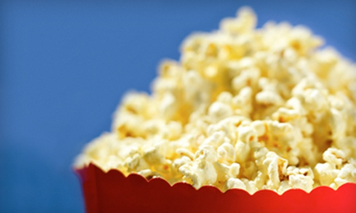 Republic Theatre Group, LLC - Multiple Locations: $10 for a Movie Outing with Popcorn for Two at Republic Theatre Group, LLC (Up to $21 Value)