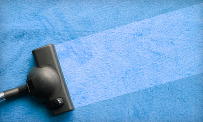 EZ Steamer Carpet Cleaners - Winkler Safe Neighborhood: $29 for Up to 290 Square Feet of Carpet Cleaning from EZ Steamer Carpet Cleaners ($60 Value)