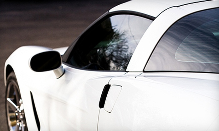 Elite Auto Detailing of Indianapolis - Castleton: Window Tinting at Elite Auto Detailing of Indianapolis (Up to 57% Off). Three Options Available.