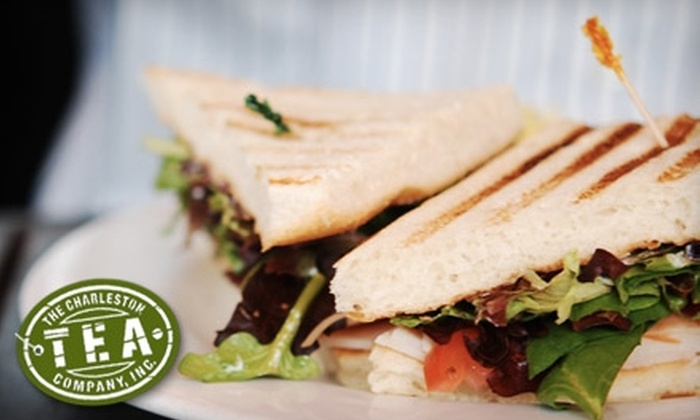 Charleston Tea Company - Charleston: $7 for $15 Worth of Breakfast or Lunch Fare and Refreshments at Charleston Tea Company