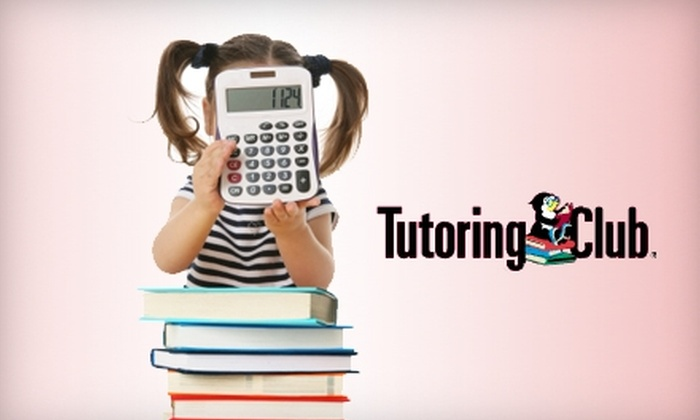 Tutoring Club - Spokane Valley: $80 for One Month of Tutoring at Tutoring Club ($295 Value)