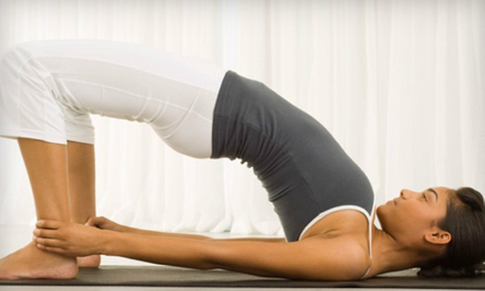 Studio Yoga - Madison: 10, 30, or 60 Yoga, Pilates, and Fitness Classes at Studio Yoga in Madison (Up to 95% Off)