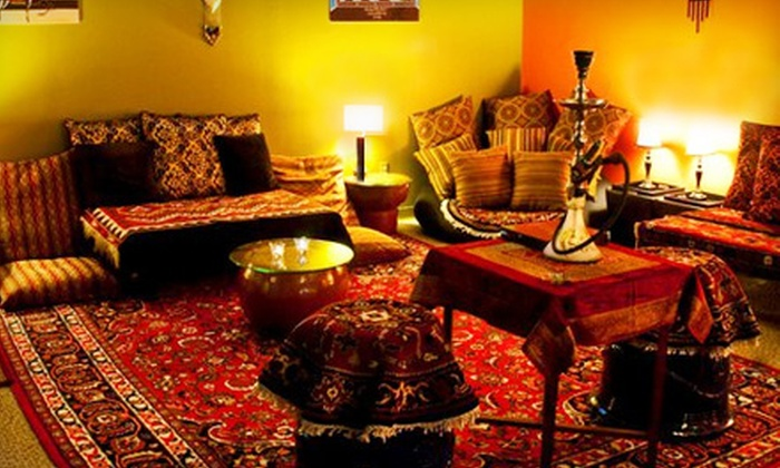 Genie's Traditional Middle Eastern Tea House & Restaurant - Historic Hill: $13 for $30 Worth of Tea, Hookah, and Tapas at Genie's Traditional Middle Eastern Tea House & Restaurant in Newport