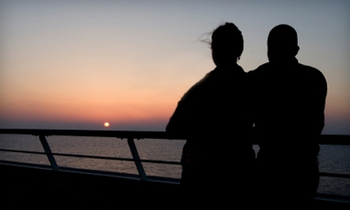 Captains Source - Mount Pleasant: $99 for a Two-Hour Sailboat Cruise for Two from Captains Source ($200 Value)