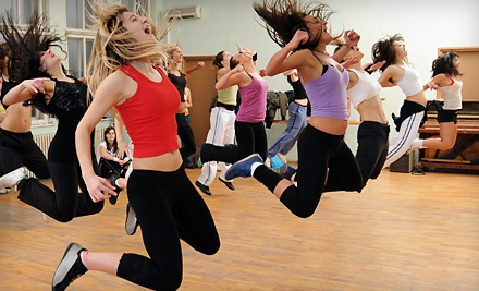 10 Zumba Classes (a $60 value) - Fit 4 Life Ohio in Centerville