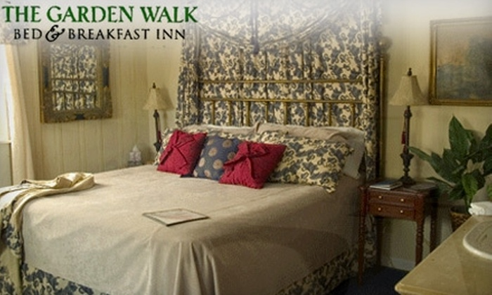 The Garden Walk Bed and Breakfast Inn - Lookout Mountain: $99 for a Two-Night Stay, Breakfast, and Champagne at The Garden Walk Bed and Breakfast Inn (Up to $218 Value)