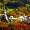 New England Escape in Vermont Countryside