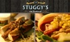 World Famous Stuggy's Gourmet Dogs - Fells Point: $5 for $10 Worth of Gourmet Hot Dogs, Sausages, Soda Floats, and More at Stuggy's