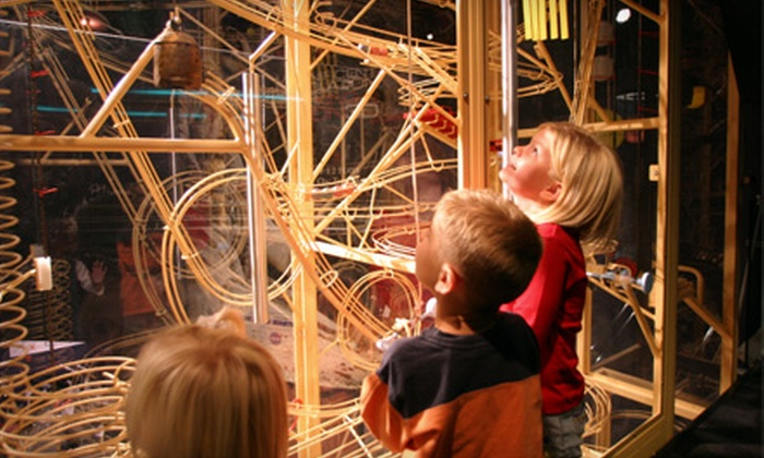 Clark Planetarium - The Gateway: $49 for a Family-Membership Package at Clark Planetarium ($99 Value)