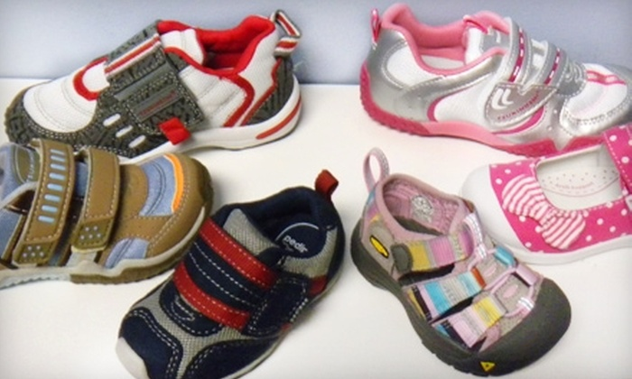 Lou's Bootery - Howard: $10 for $20 Worth of Children's Shoes at Lou's Bootery