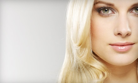 1 Microcurrent Facial (a $125 value) - Quality Weight Loss in Springfield