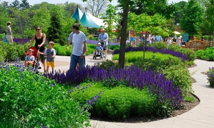 Morton Arboretum - Lisle: $5 for One General-Admission Ticket to The Morton Arboretum in Lisle (Up to $11 Value)